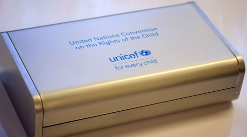 Unicef-utside